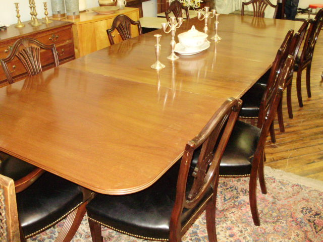 English Dining Table